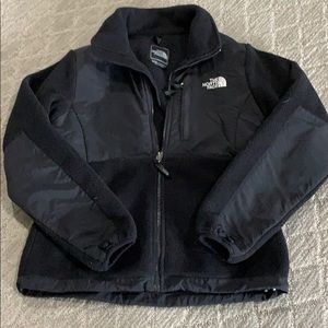 North Face women's Fleece Denali Jacket